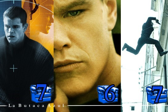 BourneTrilogy