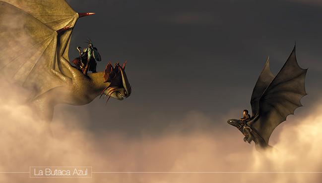 Cómo entrenar a tu dragón 2 (3)