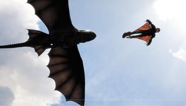 Cómo entrenar a tu dragón 2 (2)