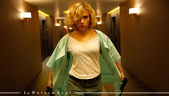 Lucy, de Luc Besson
