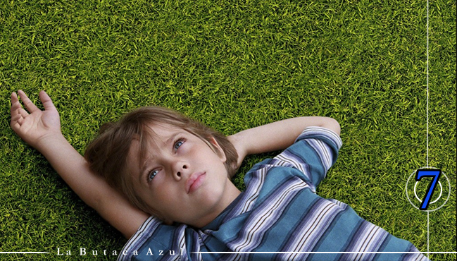 'Boyhood' de Richard Linklater