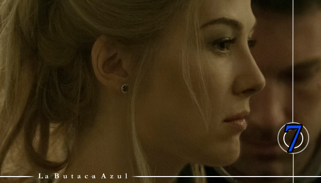 Perdida (Gone Girl, David Fincher, 2014)