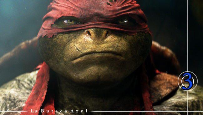 Las tortugas ninja (2014)
