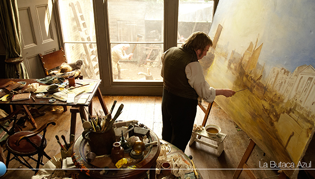 Mr. Turner, de Mike Leigh, 2014