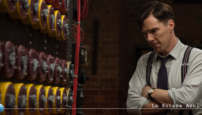 The Imitation Game (Morten Tyldum, 2014)