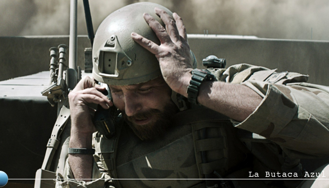 El francotirador (American Sniper, Clint Eastwood, 2014)