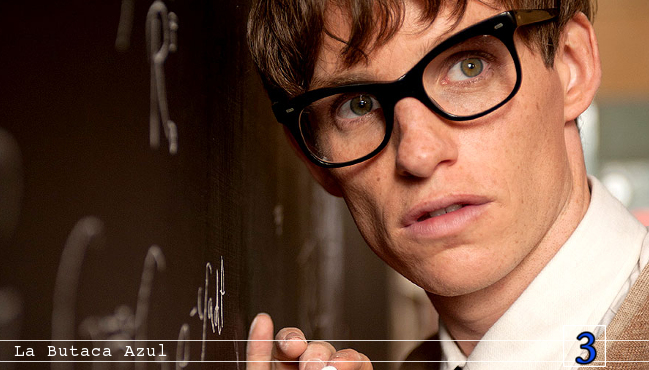 The Theory of Everything (James Marsh, 2014)