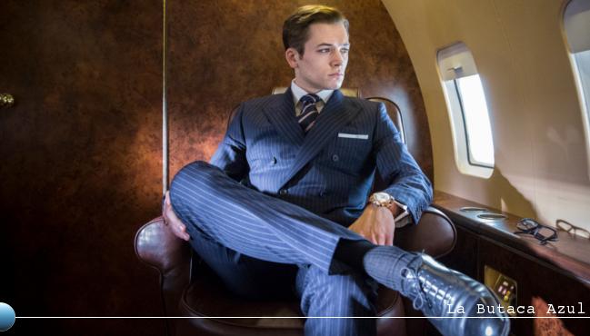 Kingsman. Servicio secreto (Matthew Vaughn, 2015)