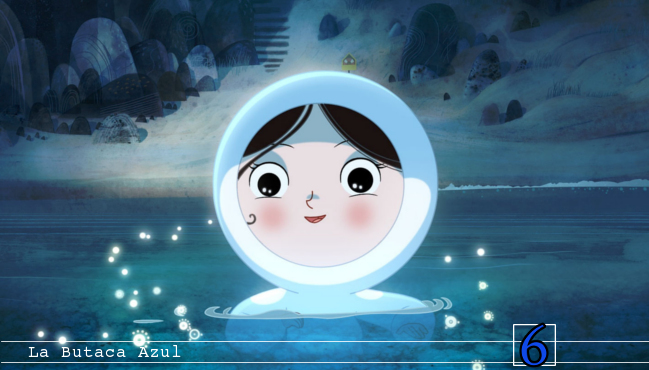 La canción del mar (Song of the Sea, Tomm Moore, 2014)