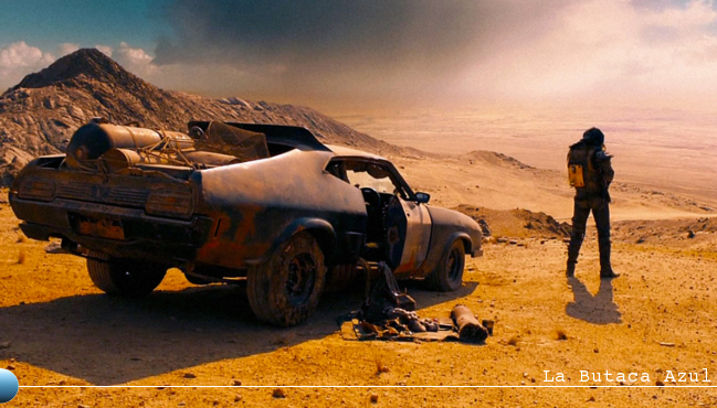 'Mad Max: Fury on the road' (George Miller, 2015)