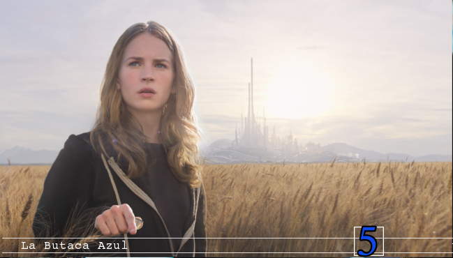 Tomorrowland (Brad Bird, 2015)