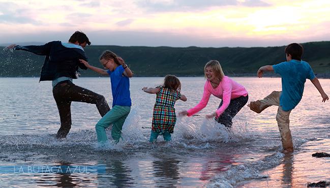 Nuestro último verano en Escocia (Andy Hamilton, Guy Jenkin, 2014)