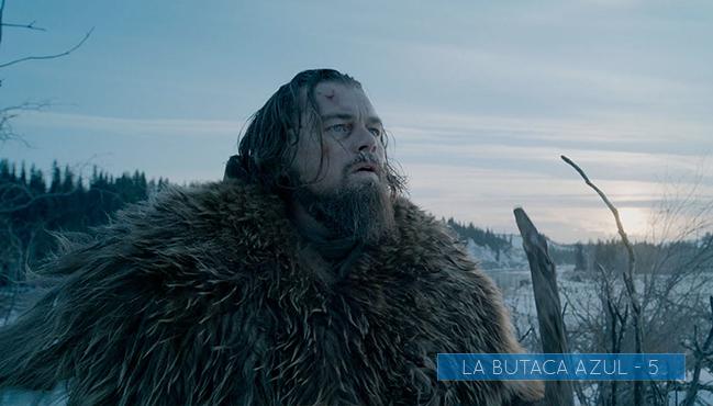The Revenant (Alejandro González Iñárritu, 2015)