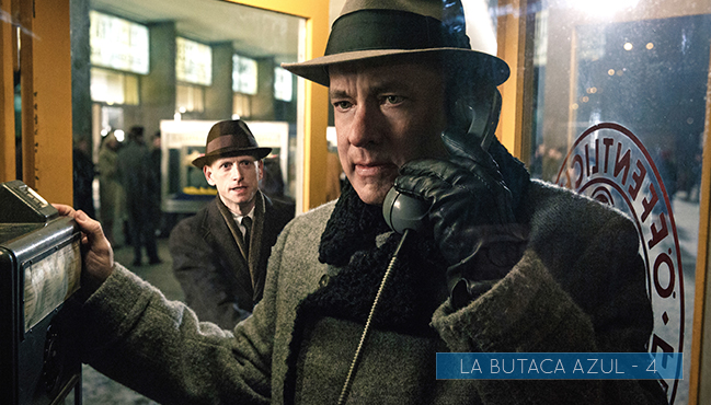 El puente de los espías (Steven Spielberg, 2015)